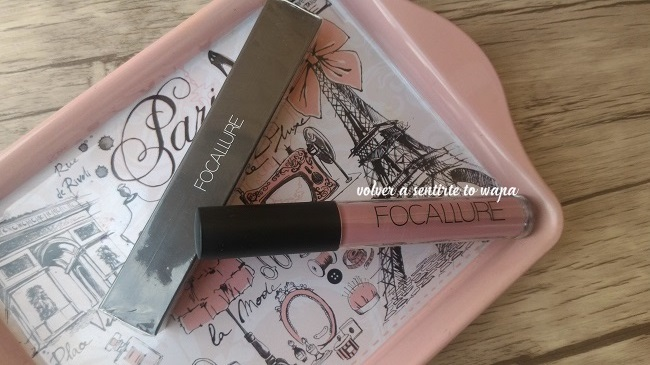 Focallure Matte Lips - tono 15 Rose Goldt