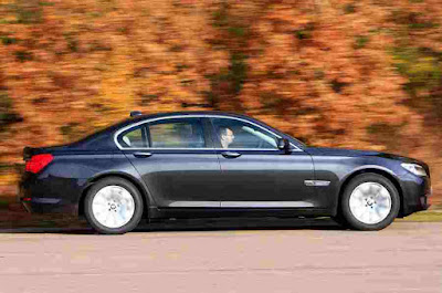 Review Of 7 Series BMW Cars 2008-2015