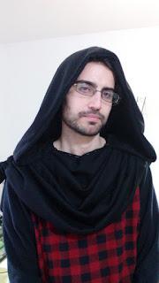 Proceso Capa cosplay Kylo Ren