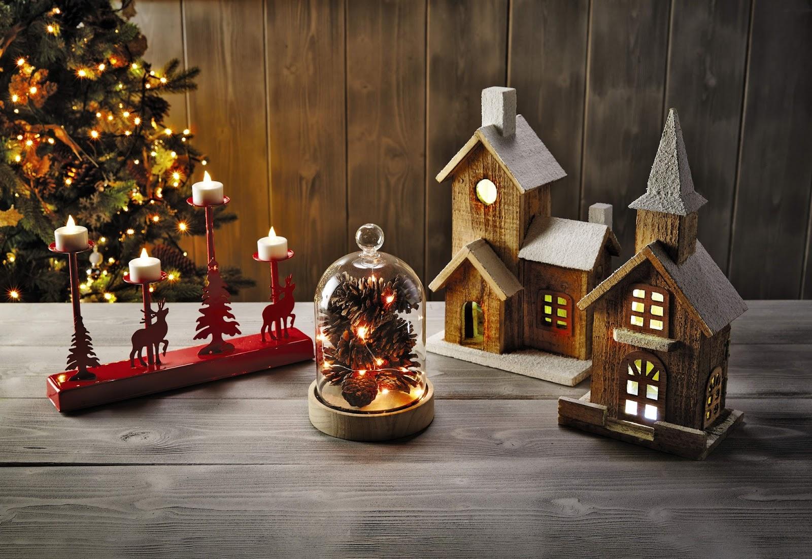 Aldi's Christmas Lights And Decorations...