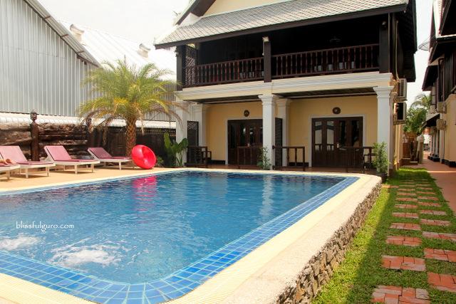 Le Vang Bua Villa Resort Luang Prabang Laos Blog