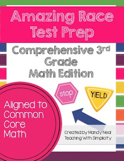 https://www.teacherspayteachers.com/Product/Amazing-Race-Test-Prep-3rd-Grade-Edition-2442443