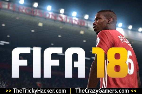 FIFA 18 Free Download Game + Crack