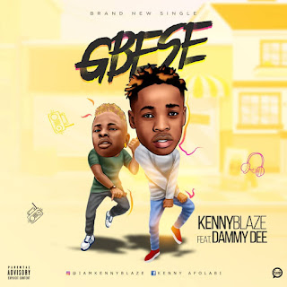 MUSIC:  Kennyblaze Ft Dammy Dee – Gbese