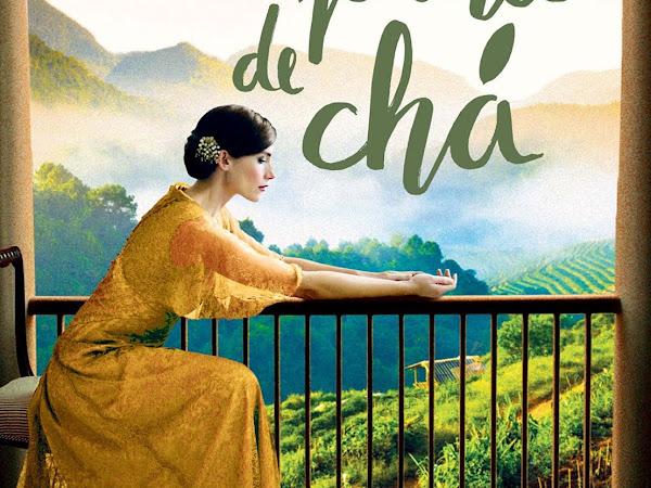 Resenha: O Perfume da Folha de Chá - Dinah Jefferies