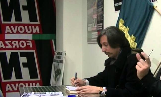 Piergiorgio Seveso, presidente di Radio Spada