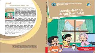 Download Ebook Benda Benda di Sekitar Kita Tematik Terpadu 9 Untuk Kelas 5 SD/MI Sederajat Kurikulum 2013 Revisi 2017 - Gudang Makalah
