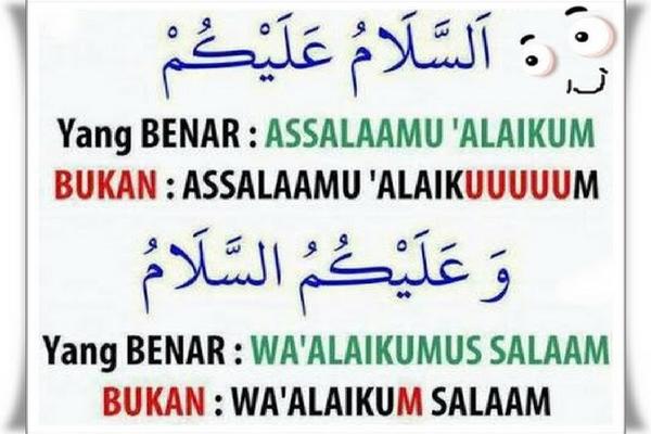 Banyak yang Tanya 'Waalaikumsalam' atau 'Waalaikumussalam', Mana yang Baik?
