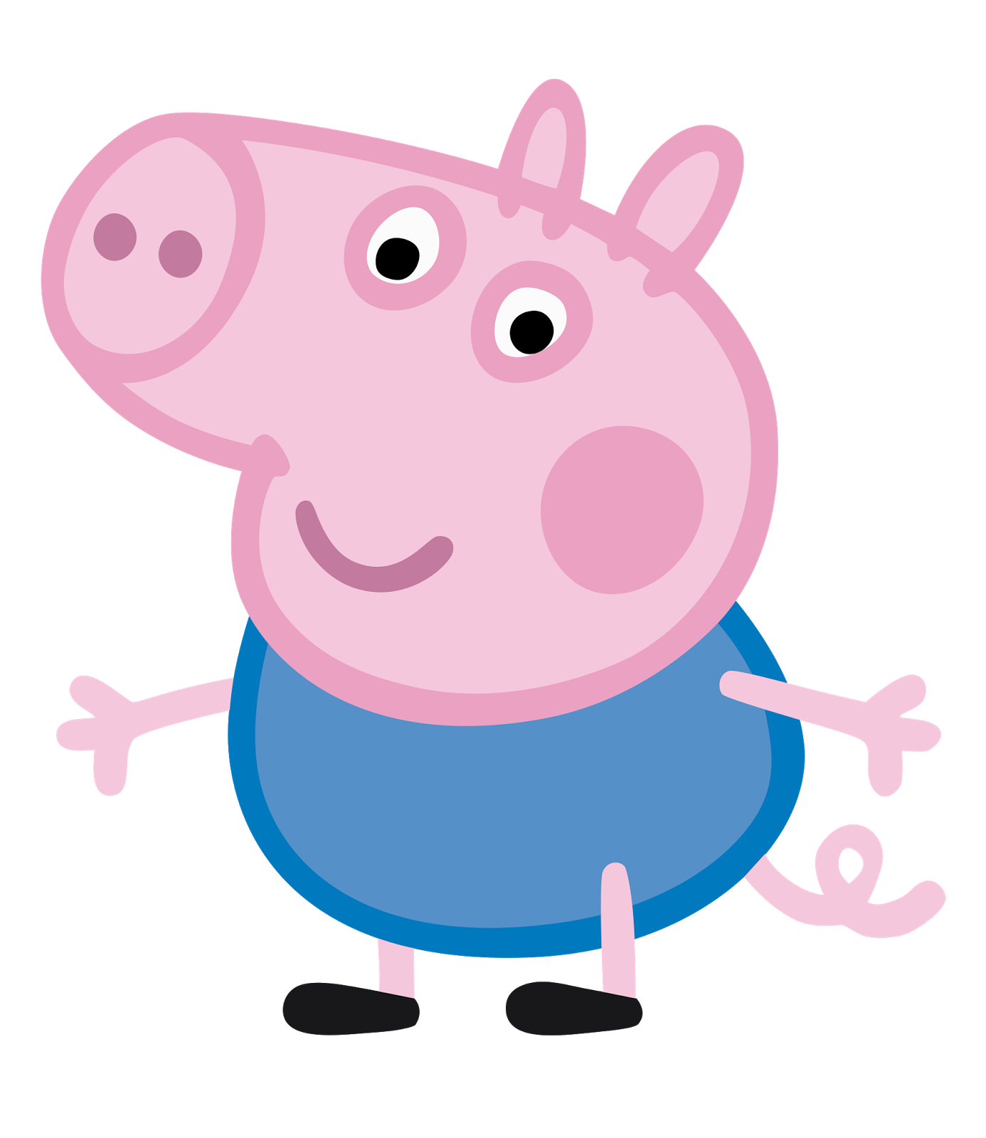 Peppa Piscina Cartoon Characters Peppa Pig Png Hq
