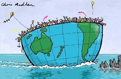 GLOBALIZACIÓN Y LIBRE MERCADO: Sus profetas los abandonan