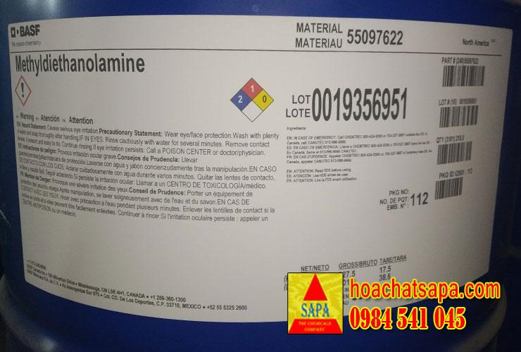 Bán Methyl Diethanolamine (MDEA)