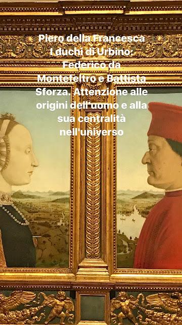 Duchi di Montefeltro di Pier della Francesca
