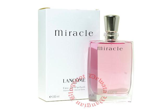 Lancome Miracle Tester Perfume