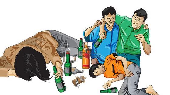 Waktu Yang Tepat Minum Obat Anti Mabuk