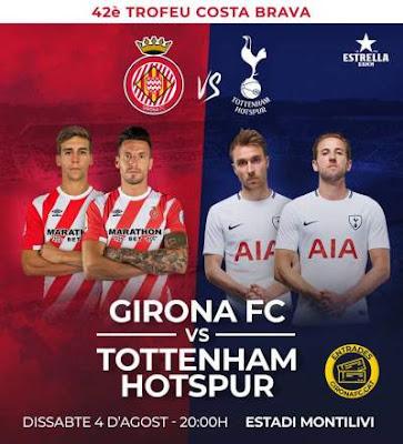 Girona-vs-Tottenham-Hotspur