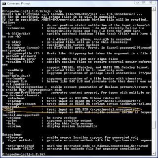 JAXB/xjc Java Generation with DTD | JavaWorld