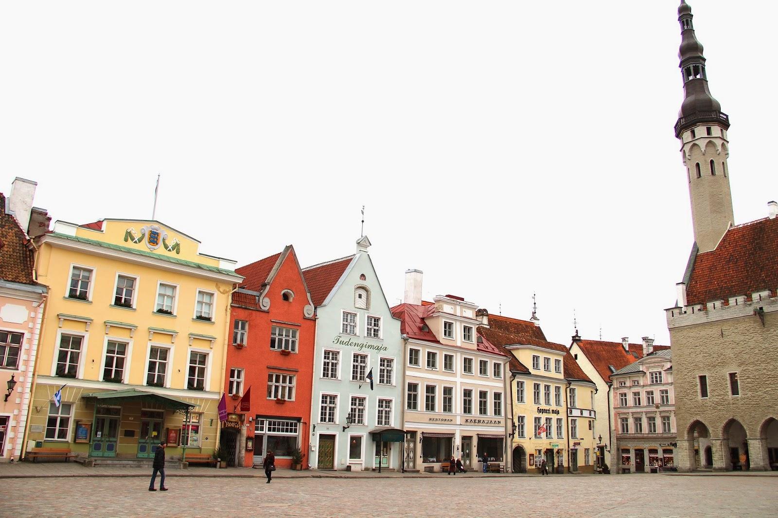 Raekoja Plats Town Hall Square