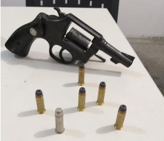 Polícia prende homem por porte ilegal de arma de fogo em Riachuelo