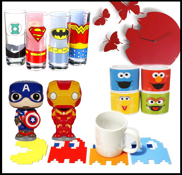 My geeky kitchen accessories wish list