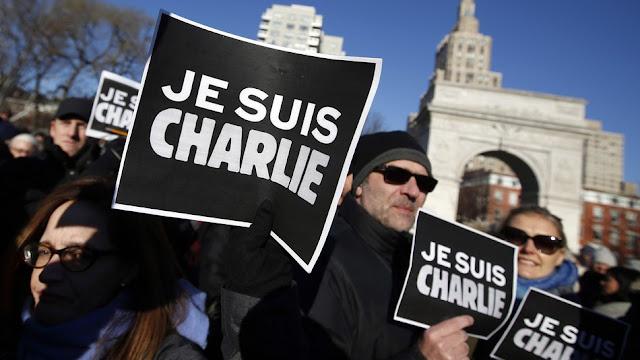 Resultado de imagem para atentado a charlie hebdo