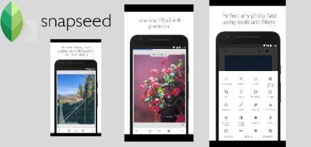 aplikasi edit foto dengan snapseed