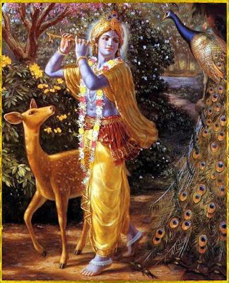 Qualities of Krishna