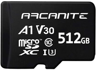 Arcanite AKV30A1 512 GB