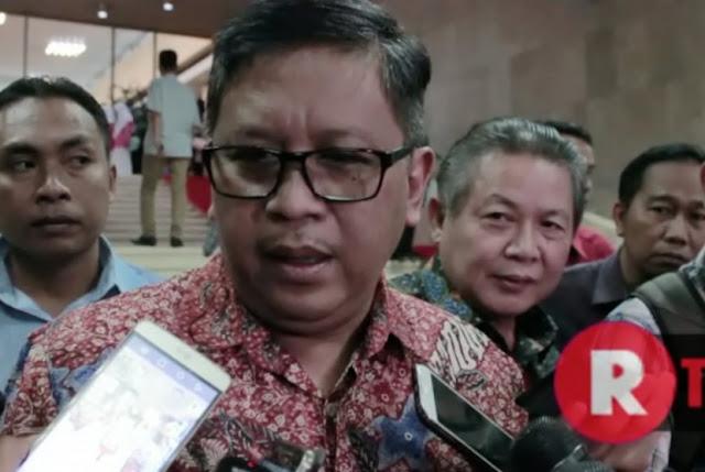 PDIP Mulai Gerilya Rangkul PKS dan Gerindra, Demi Pilpres 2019?