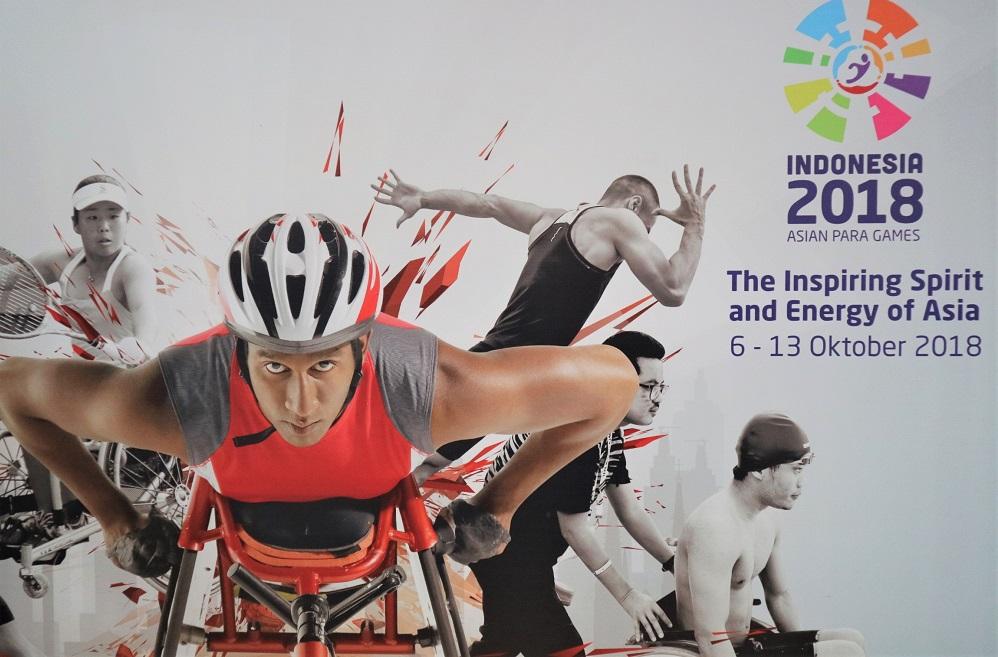 Indonesia menjadi tuan rumah perhelatan Asian Para Games 2018 | www.tutyqueen.com