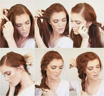 Peinados de novia paso a paso