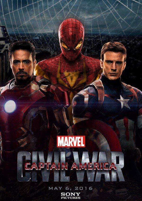 Capitão América 3 Guerra Civil Legendado Torrent (2016)