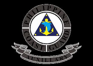 Philippine coast guard auxillary Logo Vector