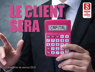 Le client sera capital