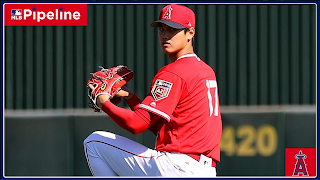 Shohei Ohtani MLB Spring Training Debut Angels Brewers