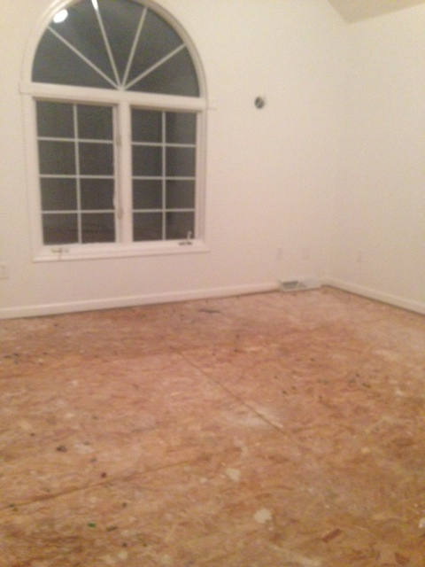 Before of master bedroom in Hello Lovely Studio's fixer upper