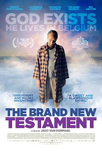 Le tout nouveau testament Poster