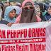 Sah Perppu Ormas Selamat Datang Kedzaliman Rezim Anti Islam !