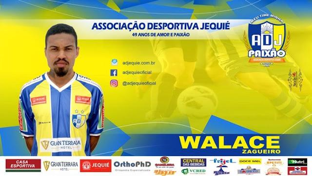 Zagueiro formado na base do Santos é contratado pela Jequié ... 473f4456a45ee