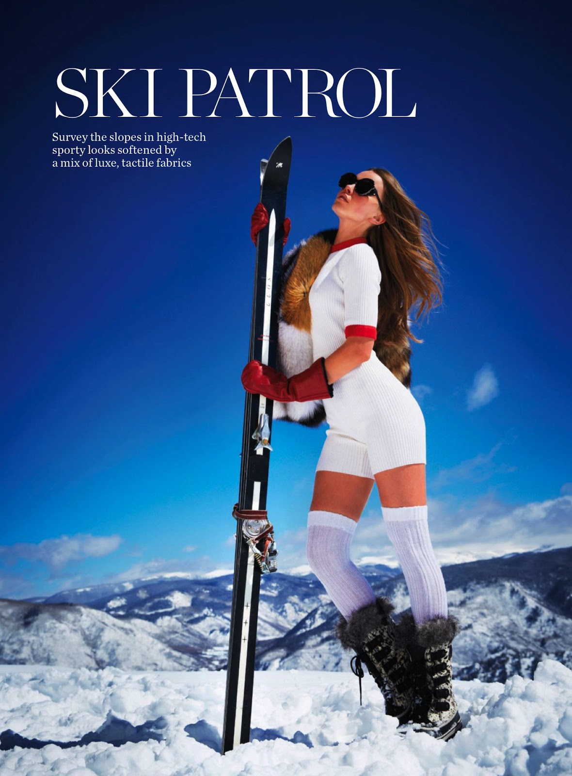 Fall Feather Wallpaper Ski Patrol Serafima Kobzeva By Rick Truscott For Marie