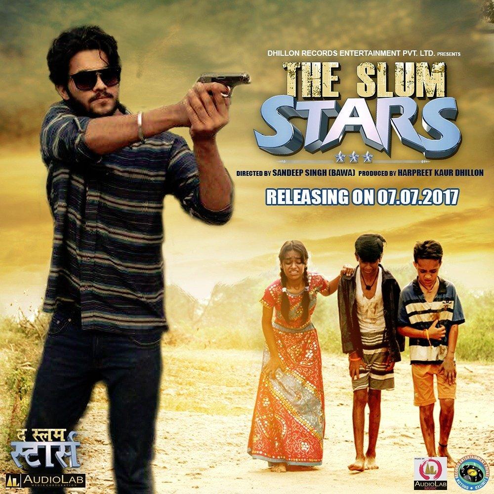 The Slum Stars (2019) Hindi 720p HDTVRip 900MB