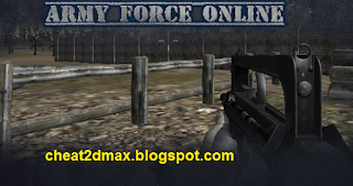 Army Force Online Cheats - Wallhack, Ammo, Recoil & Crosshair Hack
