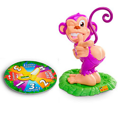 PEDRETE EL MONO GUARRETE Juego de Mesa | Tricky Juegos  Producto Oficial 2018 | Bizak 62468742 | Edad: 4- 8 años | Jugadores:+2  COMPRAR ESTE JUGUETE