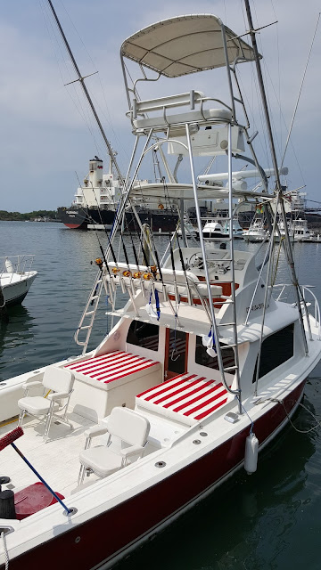 Mad Marlin offers budget and vip exclusive private fishing charters in Guatemala