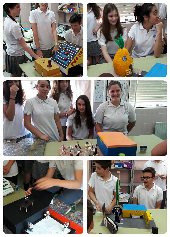 Agustinas - Valladolid - 2017 - ESO 3 - Tecnologia - Miralrededor