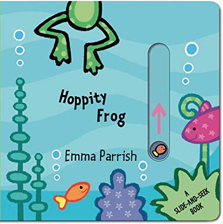 Hoppity Frog - A perfect Interactive Book for Kids