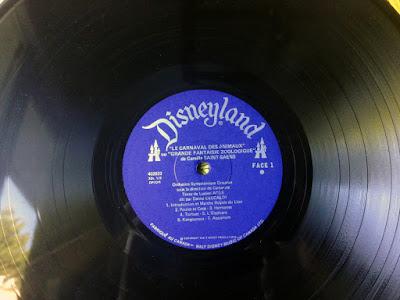 A Disneyland Record