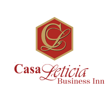 Make it davao casa leticia business inn for Casa logo