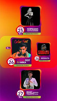 programa feria santiago papasquiaro 2018