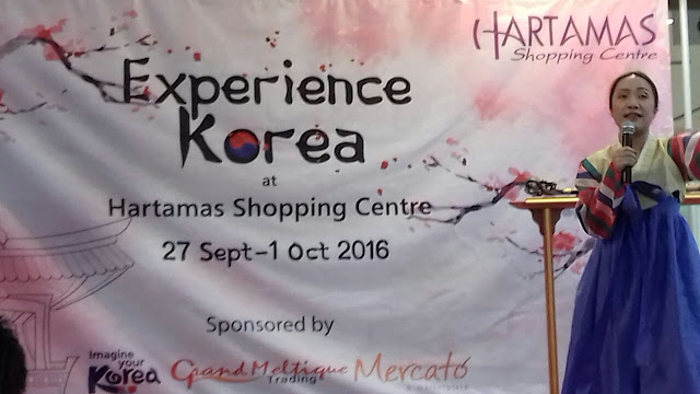 Korea Fair At Hartamas Shopping Centre