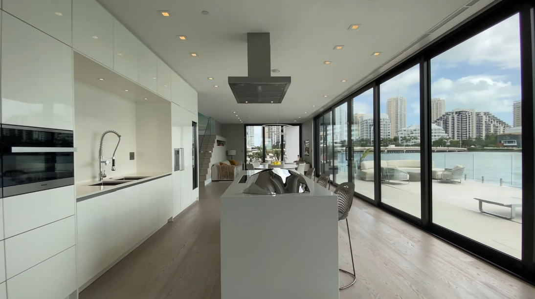 46 Interior Design Photos vs. Arkup Livable Yacht Floating Home Tour